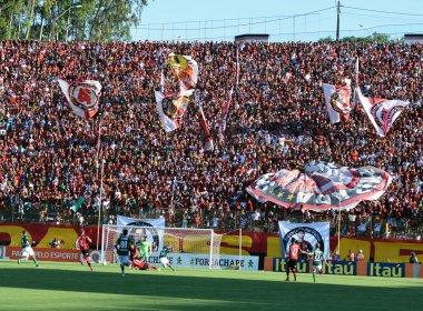 Vitória encerra temporada com recorde de público no Barradão em 2016