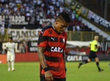 Presidente do Vitória diz que empresário garante que multa para Marinho sair será paga