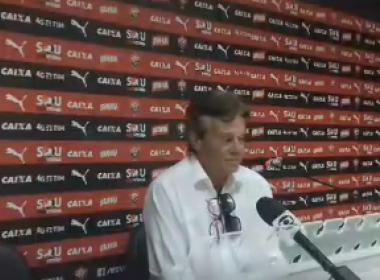 Sinval Vieira confirma negociações com Carlos, Rodrigão e André Lima