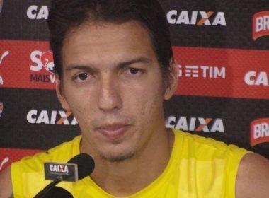 Euller sobre os jogadores do Vitória: 'Nosso grupo não tem vaidades'