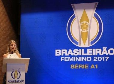 Vitória e São Francisco conhecem os seus adversários no Brasileirão Feminino