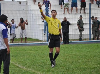 Copa do Nordeste: Árbitro piauiense apita partida entre Botafogo-PB e Vitória