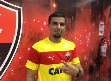 Após reestreia pelo Vitória, André Lima agradece carinho da torcida