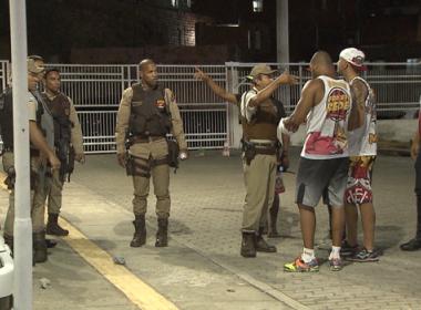 Torcidas organizadas de Vitória e Vasco protagonizam briga em Cajazeiras