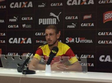 Uillian Correia mira triunfo contra o Bahia de Feira