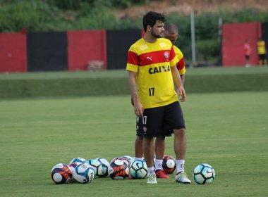 Recuperado, Norberto se coloca à disposição de Argel para jogo contra o Bragantino