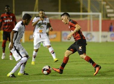 Pineda se diz feliz no Vitória: 'Estou ganhando mais confiança do técnico'