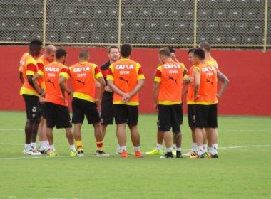 Em jogo único pela Copa do Brasil, Vitória pega o Bragantino nesta quarta-feira