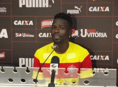 Kanu confia em classificação na Copa do Brasil, mas diz: 'Será uma partida difícil'