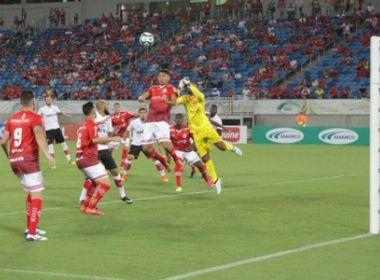 Kieza valoriza ponto do empate e pede tranquilidade ao elenco do Vitória