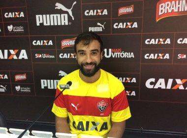 Gabriel Xavier prevê duelo disputado contra o Vasco: 'Será uma bela partida'
