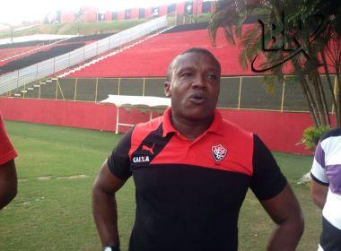 Hamilton Mendes deixa o Vitória e é contratado pelo Palmeiras