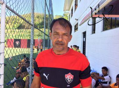 Após estágio no Vitória, Ferreira é contratado para comandar o time sub-18