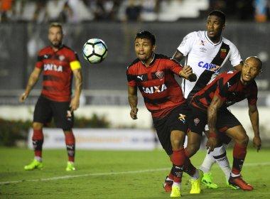 Kieza valoriza empate contra o Vasco: 'Um resultado importante'