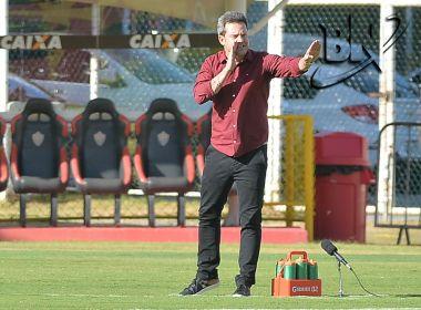 Com 100% de aproveitamento no Campeonato Baiano, Vitória encara o Jacuipense