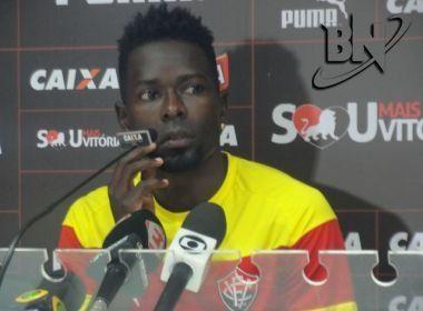 Kanu destaca atuação do Vitória no primeiro tempo e elogia Sergipe: 'Equipe qualificada'