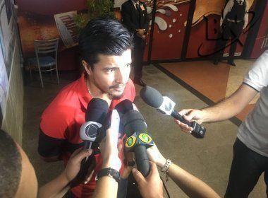 Cárdenas diz que elenco do Vitória está motivado para conquistar o Nordestão