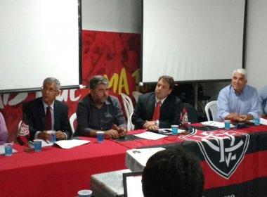 Conselho do Vitória encaminha implantação de eleições diretas no clube