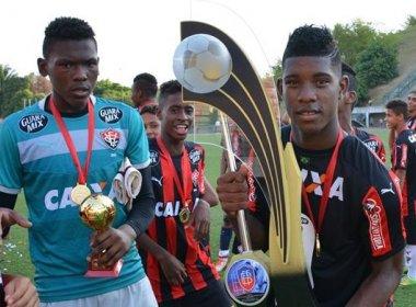 Vitória tem dois jogadores convocados para a Seleção Brasileira Sub-17