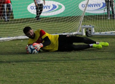 Com treino fechado à imprensa, Vitória finaliza preparação para decisão contra o River-PI