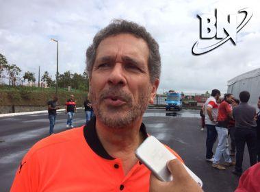 Em assembleia do Vitória, Ricardo David avisa: 'É hora de esquecer as individualidades'
