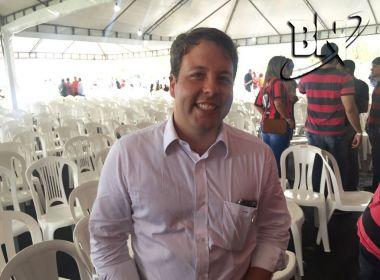 Paulo Catharino Filho celebra aprovação de novo estatuto do Vitória: 'Dia histórico'
