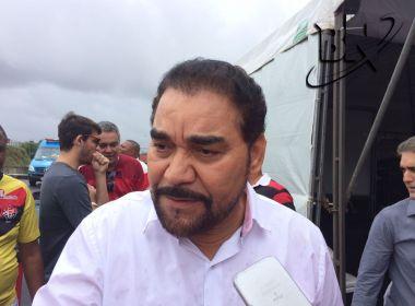 Ivã de Almeida prega união no Vitória: 'Não podemos abrir mão de ninguém'