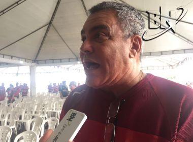 Paulo Carneiro vê aprovação do estatuto como 'fim de conturbação política no Vitória'
