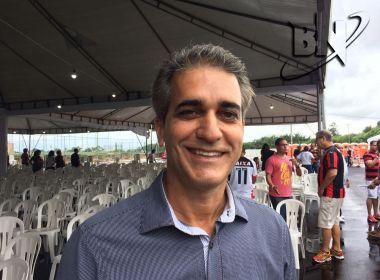 Robinson Almeida destaca importância do novo estatuto 'Democratizou o Vitória'