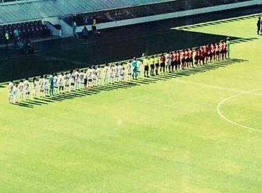 Futebol feminino: Técnico do Vitória considera revés injusto