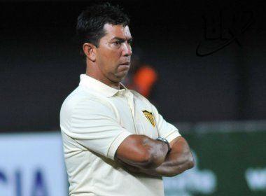 Sérgio Odilon é o novo técnico da equipe de futebol feminino do Vitória