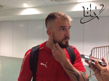 Willian Farias valoriza triunfo no Ba-Vi, mas comenta: 'Poderia ser mais elástico'