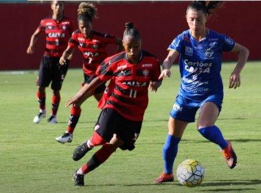 Vitória sofre revés para o São José e continua sem vencer no Brasileiro Feminino