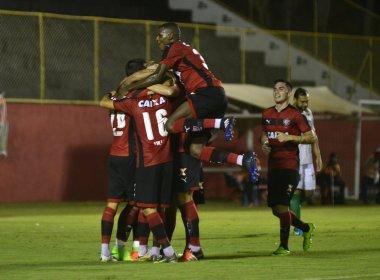 Copa do Brasil: Vitória recebe o Paraná e tenta largar na frente