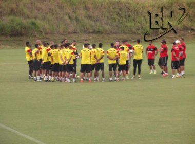 Copa do Brasil: Vitória tem 20 relacionados para decisão diante do Paraná