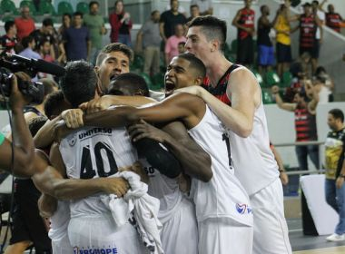 Vitória supera Campo Mourão e se classifica para as quartas de final do NBB