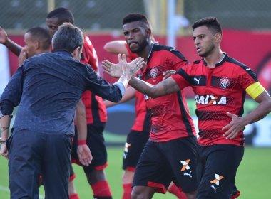 Cleiton Xavier destaca união do Vitória: 'Estamos fechados com nós mesmos'