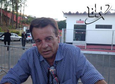 Sinval Vieira confirma interesse em Todinho: 'Aposta para compor o elenco'