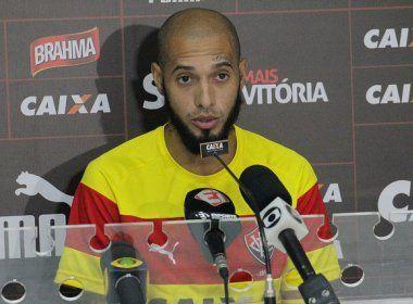 Atacante do Vitória, Paulinho é condenado a pagar R$ 76 mil a clube da Bulgária