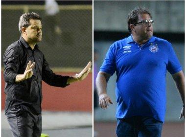 Com torcida única, Vitória e Bahia iniciam disputa por vaga na final do Nordestão
