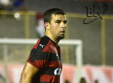 Com dor no pé, André Lima é dúvida para a decisão contra o Bahia