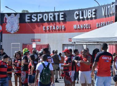 Após diminuir preço de ingressos, Vitória provoca Bahia e apimenta a final no Barradão