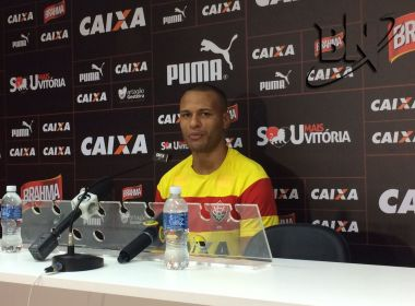 Patric prega 'duelo saudável' contra o Bahia: 'Vai ter briga, mas pela bola'