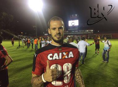 'Temos que começar com o pé direito', diz Fred sobre estreia do Vitória no Brasileiro