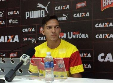 Euller diz que Vitória tem elenco para fazer um 'campeonato de muita regularidade'
