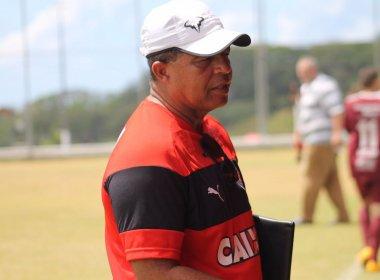 Copa do Brasil Sub-20: Técnico do Vitória lamenta eliminação para o Vasco