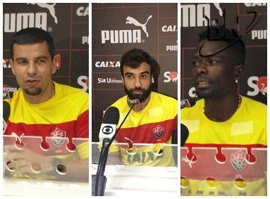 André Lima, Gabriel Xavier e Kanu são vetados para estreia contra o Avaí