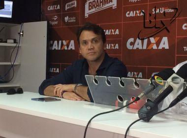 Vitória surpreende e anuncia Petkovic como novo técnico