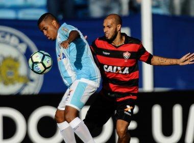 Paulinho valoriza empate contra o Avaí: 'De bom tamanho'