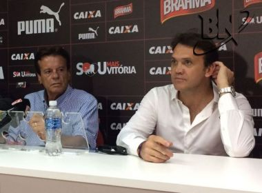 Sinval Vieira e Petkovic são convocados para 'sabatina' no Conselho Deliberativo do Vitória